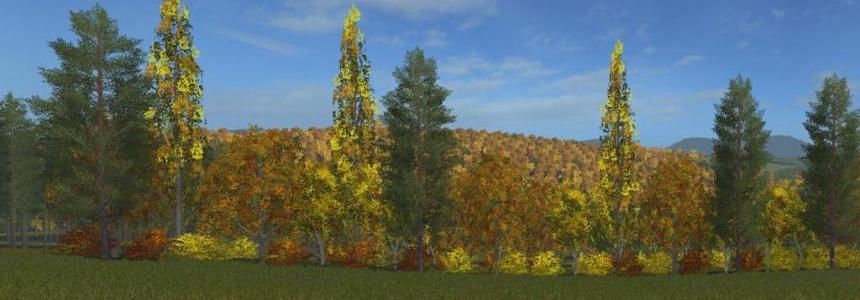Autumn Trees (Prefab) v1.0