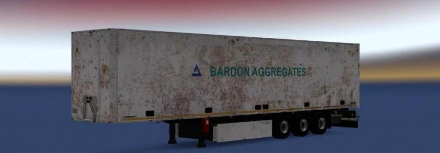Bardon Aggregates Trailer v1.0