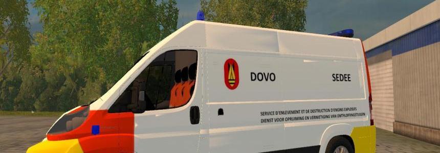 Belgian Bomb Squad (DOVO/SEDEE) v1.0