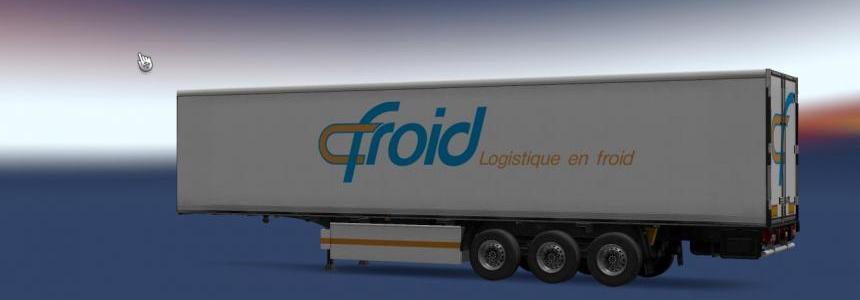 C-Froid Logistique 1.27.x