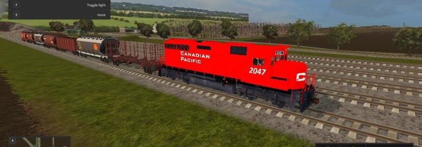 Canadian Pacific Train v1.0