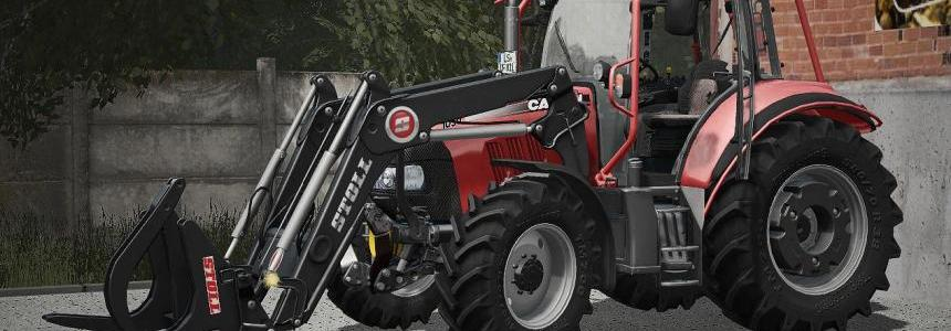 Case Farmall 105u by CatFan18 Mods