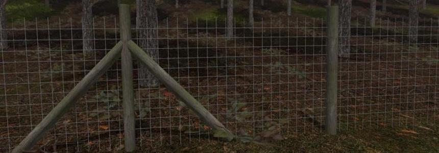 Deer Fence (Prefab) v1.0