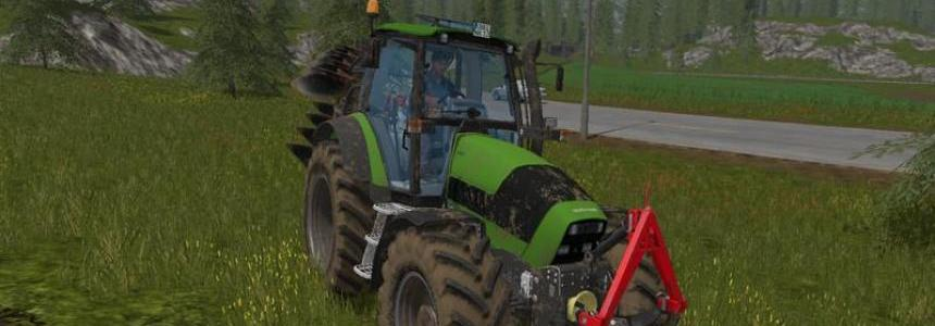 Deutz Fahr Agrotron 120mk3 v1.0