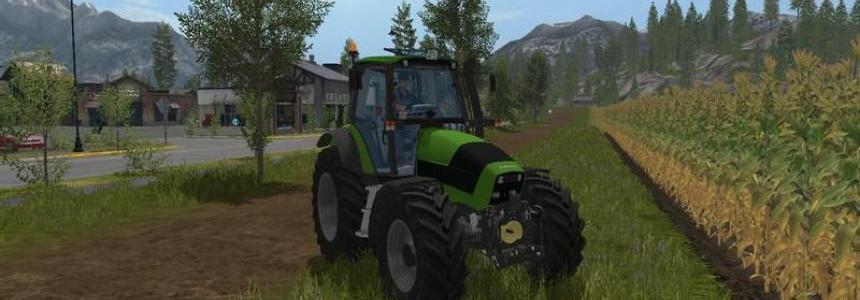 Deutz Fahr Agrotron 165mk3 v2.1
