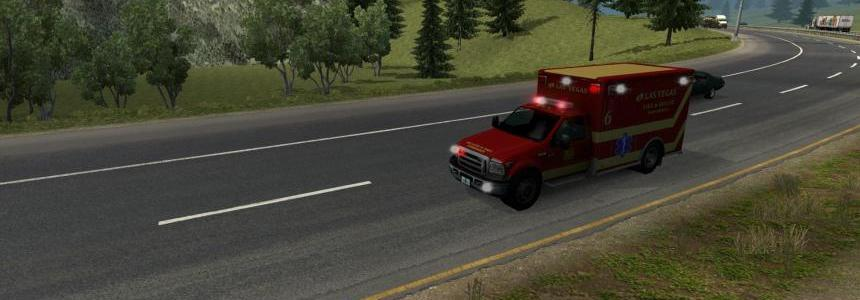 Emergency vehicles USA traffic (1.6)