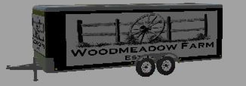 Enclosed trailer woodmeadow farm edit v1.0