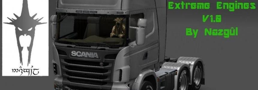 Extreme Truck Engines v1.0 by Nazgul