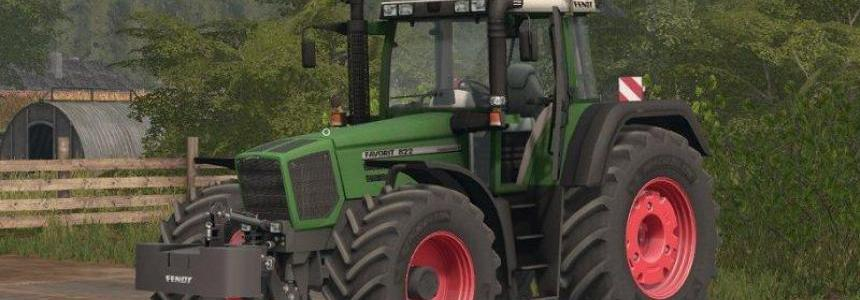 Fendt Turboshift 8xx Pack v1.0