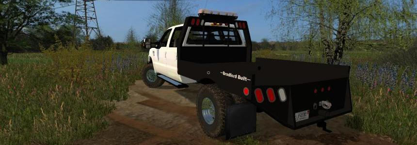 Ford F-350 Dually V1