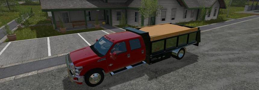 Ford F-350 Dump bed V1