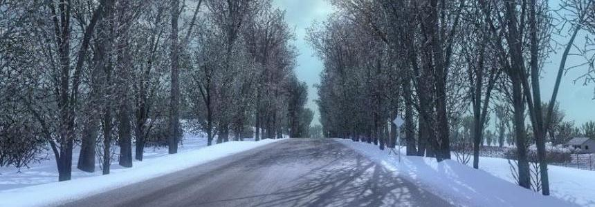 Frosty Winter Weather Mod v6.3
