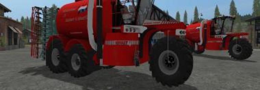 FS17 Vervaet Hydro Trike pack v2