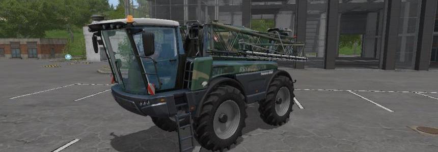 FS17 AmazonePantera Camo & fertilizerTank Camo v1.5