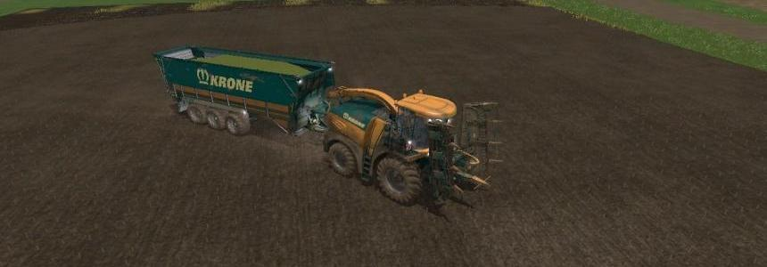 FS17 Krone Pack v2.0 Update