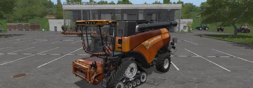 FS17 New Holland CR1090 Pack v3.0
