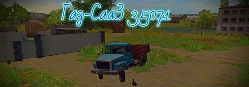 GAZ-SAAZ 35071 v1.0