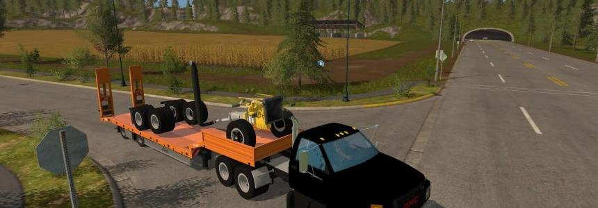 Gmc Semi Truck v1.0