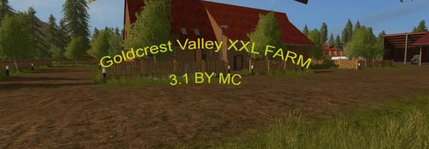 Goldcrest Valley XXL Hof v3.1