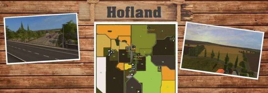 Hofland Farming simulator 17 v1.1