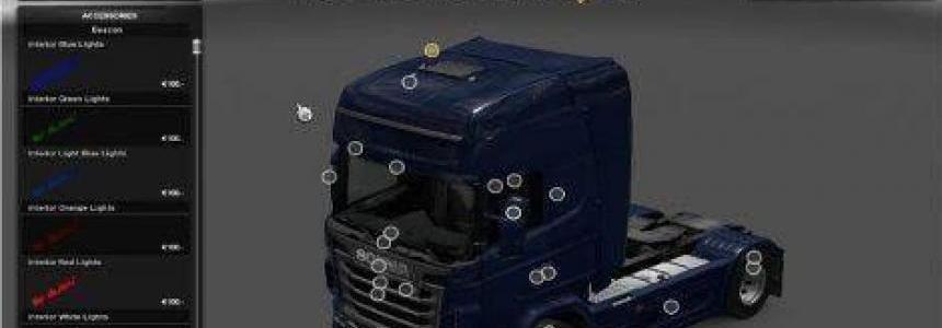 Interior Light for all Trucks v1.0