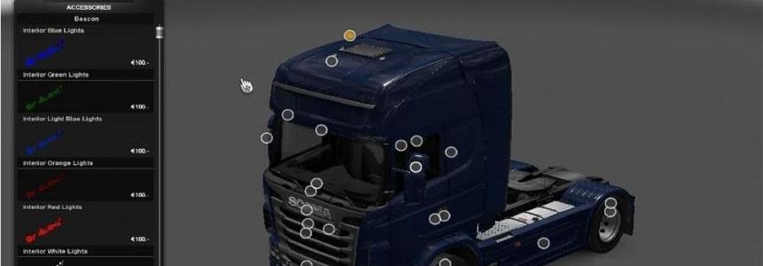 Interior Light for all Trucks v4.0