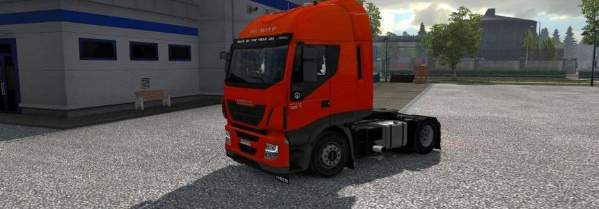 Iveco Hi-Way Reworked v1.3.1 by Schumi