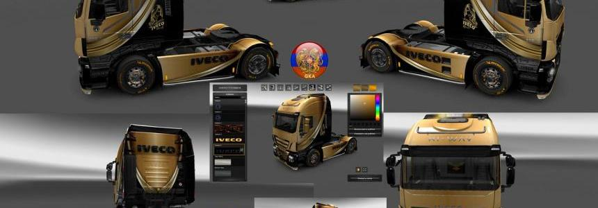 Iveco Hiway Skin Packs 1.27.1.7s