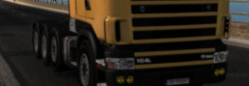 Kacper's Engine Tuning – Scania 4 Series