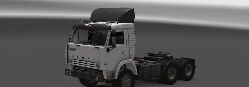 KAMAZ 5410 + Trailers only for 1.27