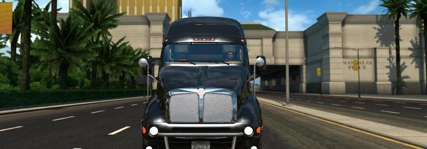 Kenworth T2000 Sn4k3r Edit for ATS v1.6