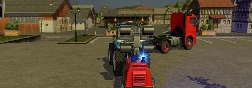 Lizard floodlight trailer firefighter v1.0