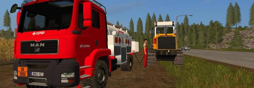 Man CEPSA Diesel V1