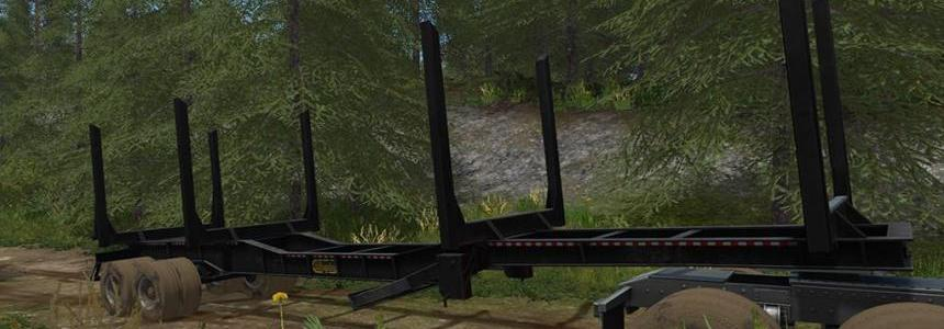 McLendon FT40 Logging Trailer v1.0