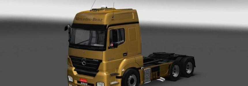Mercedes Benz Axor 2544 1.27.x