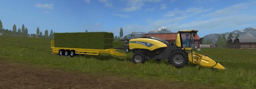 New Holland Power Baler V1
