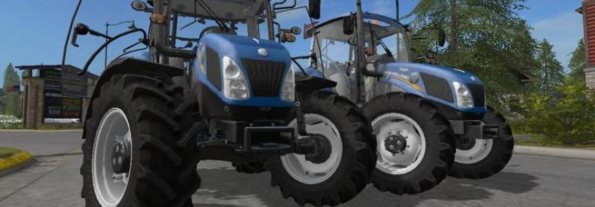 New Holland T4 v1.5.7