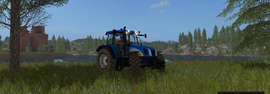 New Holland T5070 v1.0