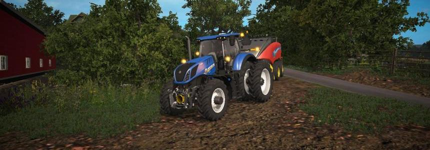 New Holland T7 By NomadWulf