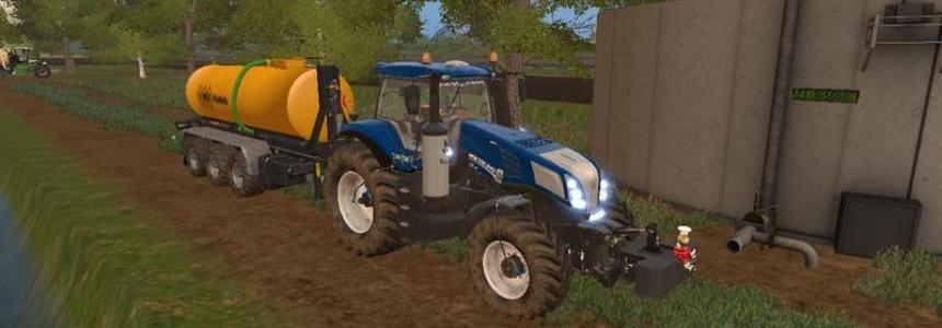 New Holland T8 Blue Power v0.1