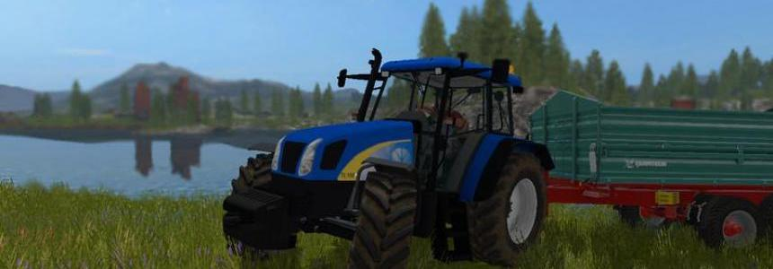 New Holland TL 100A v1.1