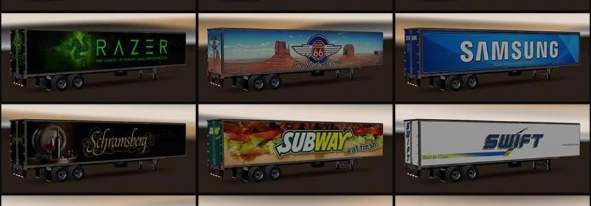 New USA Trailers pack v1.1
