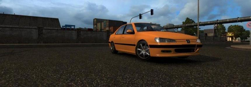 Peugeot 406 v2.0 fixed for 1.27