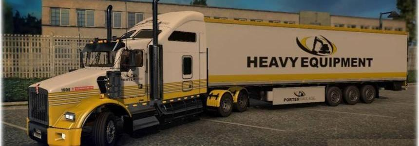Porter Hire Kenworth T800 Combo Pack