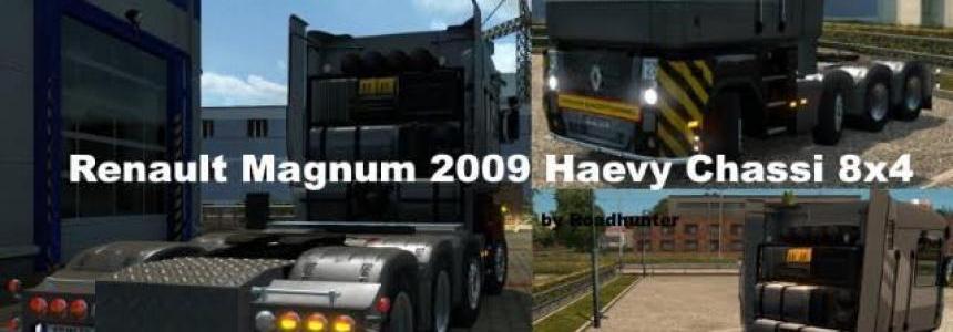 Renault Magnum Heavy Tuning v1.1