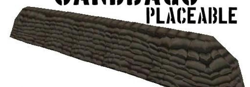 Sandbags Placeable v1