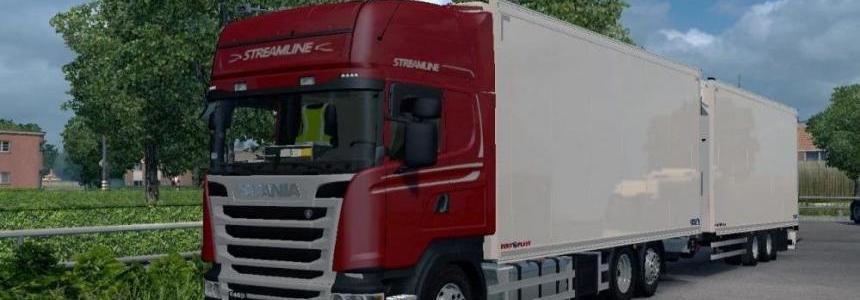 Scania R450 Streamline Tandem [1.27.x]