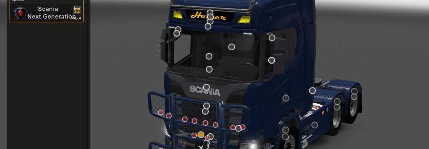 Scania S730 V2.0 [1.27]