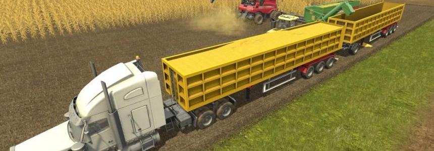 Semi Tipper 70000/6 v1.0