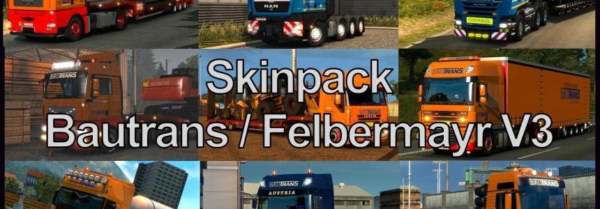 Skinpack Bautrans Lauterach / Felbermayr V3
